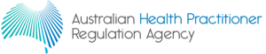 logo Australian Health Practitioner Regulation Agency